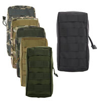 Airsoft Tactical Molle Pouch Belt Waist Pack Bag Military Sling Phone Pocket Bag