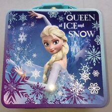 """Disney Frozen """"Elsa"""" Metal Box With Handle"""