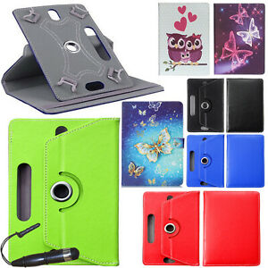 360°Rotating Universal Stand Cover Case Fits Samsung Galaxy Tab A7 Lite 8.7 inch