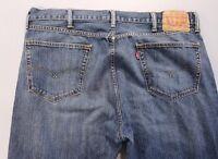 Vintage Levi's 505 Denim Jeans Made In USA Men's 40x32