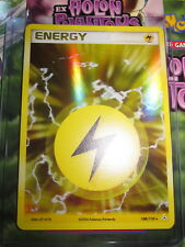 POKEMON (◕‿◕✿) ELECTRIC ENERGY 108/110 FOIL HOLON PHANTOMS FRESH GEM MINT ENG