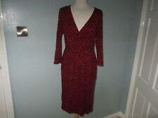Full Length V Neck Animal Print Formal Dresses for Women