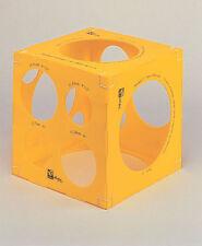 Balloon Box Sizer Size Qualatex for 13 different balloon sizes Yellow
