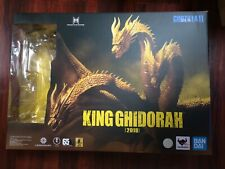 AUTHENTIC S.H. Monsterarts King Ghidorah Godzilla King of the Monsters KOTM USA