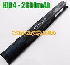 Laptop Battery for HP K104 KIO4 800049-001 K1O4 HSTNN-LB6R HSTNN-LB6S KI04