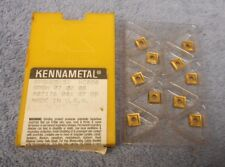 KENNAMETAL   Carbid  Inserts   SPGH 25152    Grade KC850   pack of 10