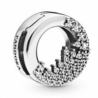 Fixed clips Sparkling Icicles PANDORA REFLEXIONS Clip 925er Sterlingsilber 79847