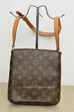 Louis Vuitton LV Musette Salsa Monogram Shoulder Bag GentlyUsed Authentic