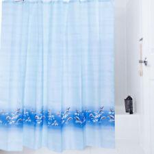 Tende da doccia blu senza marca