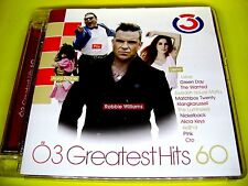 Ö3 GREATEST HITS 60 - ROBBIE WILLIAMS AURA DIONE PDY LENA KLANGKARUSSELL CRO &&