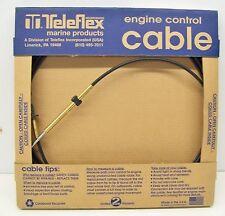 New Teleflex 17' Mercury Mariner Mercruiser Throttle & Shift Cable CC17917