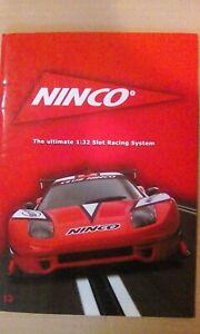 NINCO & SCX Slot Car Catalog Lot - 8 Catalogs