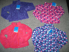 COLUMBIA Girl's Benton Springs or Sawyer Rapids Fleece Jacket,All Colors& Sizes
