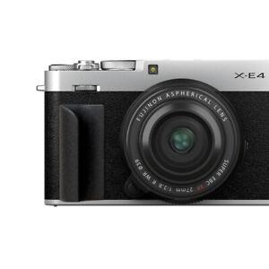 Skidproof Hand Grip Holder For Fujifilm X-E4 Fuji XE4 Camera Sticker