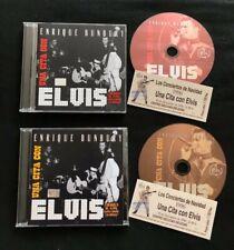 Bunbury / Héroes del Silencio / Una cita con Elvis / PackX2 Rojo & Amarillo