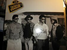 "The Jacksons ""2300 Jackson St"" LP Epic OE40911 Scarce Promotional Copy Prisitine"