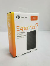 Seagate Expansion STEA5000402 5TB  USB 3.0 Portable External Hard Drive Z50
