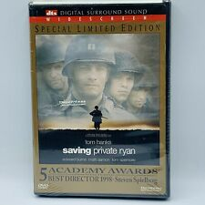 Saving Private Ryan (Dvd, Widescreen, Special Limited Edition) New