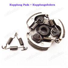 Kupplung Pads Kupplungsfedern für 2 Stroke 47cc 49cc Pocket Bike Mini Moto Bike