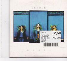 Treble-Magic cd single