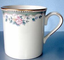 Lenox SPRING VISTA Coffee Mug gold Banded Floral Motif 185218062 New