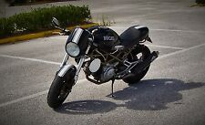 Ducati Monster Head-Light and Tail Cafe-Racer Kit