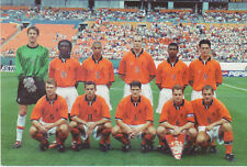 Postcard / Teampicture National Team Holland 1994