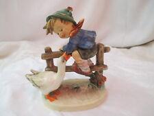Vintage 70's W. Germany Goebel Hummel Figurine Barnyard Hero 195/1 1948