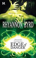 Edge Of Danger (Primal Instinct) by Rhyannon Byrd