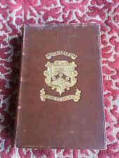 das oxforder buch deutscher dichtung .h.g.fiedler 1920 ( leather bound )