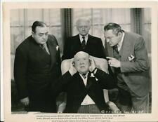 Claude Rains Guy Kibbee Original Vintage Mr. Smith Goes To Washington Photo