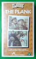 THE PLANK VIDEO VHS STARRING ERIC SYKES TOMMY COOPER 46 MINS COMEDY