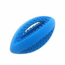 Offiziell Lizenziert Rugby Amerikanisch Fußball Ball Blau Dick Hund Haustier Toy