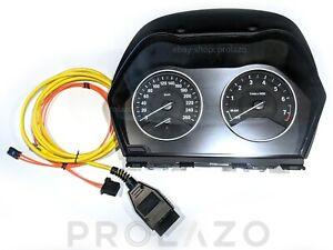 BMW 1 2 F20 F21 F22 F23 cluster Speedometer PETROL 6WA KM/H EU VIRGIN