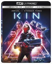 Kin (4K Ultra Hd+Blu-Ray+Digital) New With Slipcover.