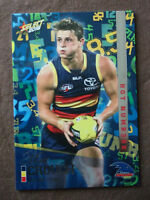 2016 SELECT FOOTY STARS AFL CARDS HOT NUMBERS ADELAIDE CROWS MATT CROUCH HN1
