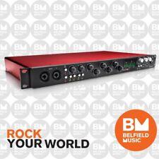 Focusrite Scarlett 18i20-2 MkII USB 8 Mic Pre 18 Inputs Audio Interface MK2 Gen2