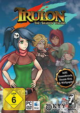 Trulon: The Shadow Engine - Collector's Edition (PC/Mac, 2016) -NEUWARE-