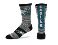 For Bare Feet Philadelphia Eagles Ticket RMC Crew Socks