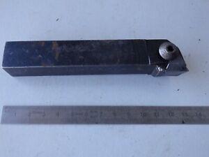 Carbide tipped lathe tool, no vL117 - 17 2020