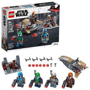 LEGO 75267 Star Wars Mandalorian Battle Pack Shock Building Kit 102-pcs