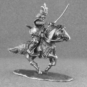 Knight Toy Soldier Medieval 1/32 Japanese Mounted Cavalry Samurai Officer Sword
