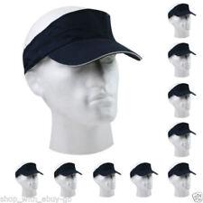 Gorras y sombreros de hombre en color principal azul con algodón