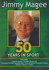 Jimmy Magee - 50 Years in Sport GAA | NEW & SEALED DVD