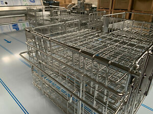ELECTRIC HENNY PENNY BASKET WITH HINGED SHELFS