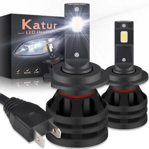200W 30000LM Cree Coche LED Kit DE Faros Bombillas H1/H4/H7/H11/9012 6500K 2pcs