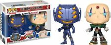 Funko POP! GamerVerse Marvel Vs Capcom Ultron Vs Sigma (BRAND NEW)