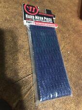 New Warrior Part A Hard Mesh Piece Navy Blue Lacrosse Head String