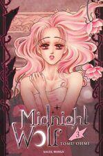MIDNIGHT WOLF tome 3 Tomu Ohmi Manga VF shojo