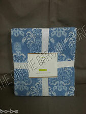 Pottery Barn Iris Flower Floral Bloom Bed Bedroom Dorm Duvet Cover Twin
